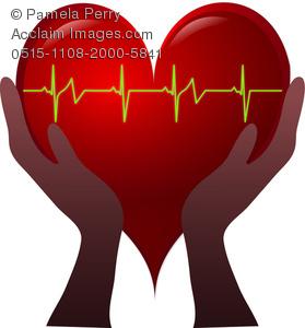 Rate clipart heart rhythm #3