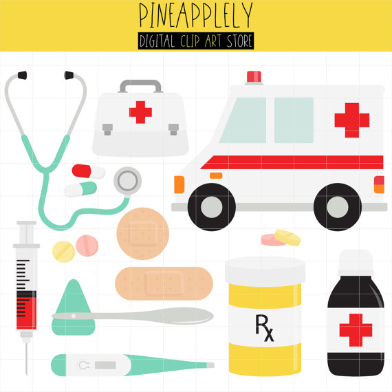 Medicine clipart item Medicine Medical For Hospital Equipment