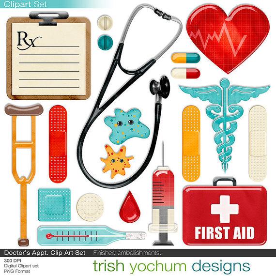 Medicine clipart medical student Doctor Digital Doctor Clip Medical