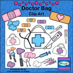 Bag clipart emergency kit Stepping Art Bag Problem On
