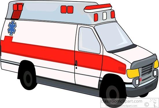 Emergency clipart ambulance Center Medical Art – Clipart