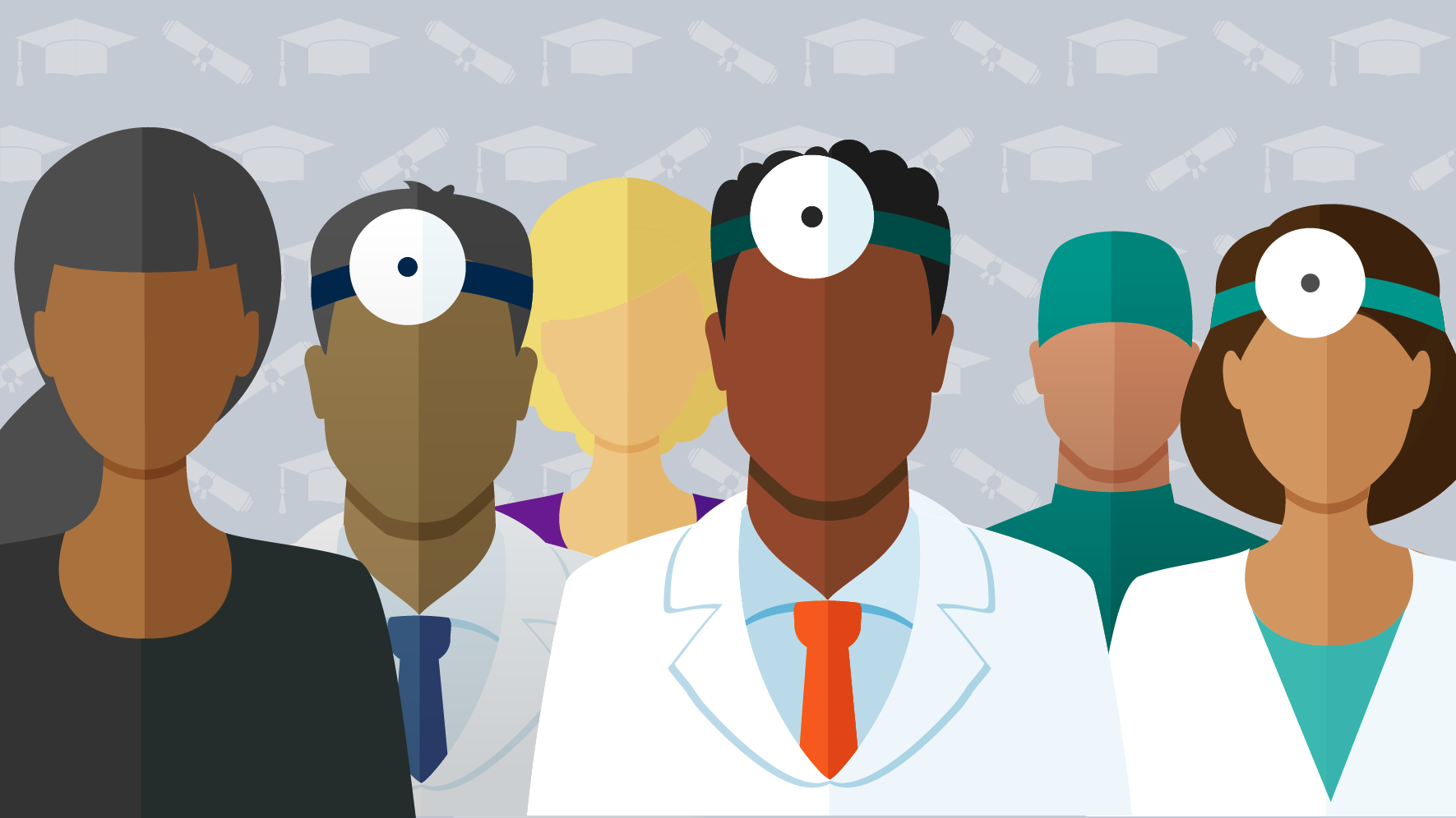 Medicine clipart medical school Diversity & in physicians in