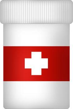 Pills clipart medicine bottle Clip art jza3VuD8QVhYo Pinterest Minus