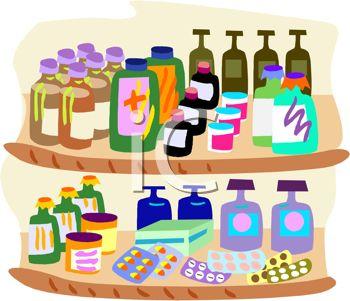 Medicine clipart meds Collection of medication Clip Bottles