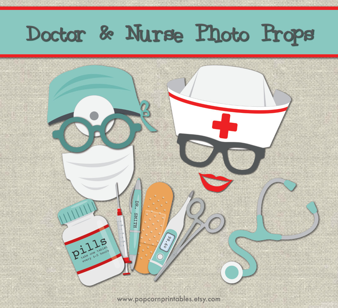 Shoot clipart doctor tool Adobe Boy Etsy Booth Reader