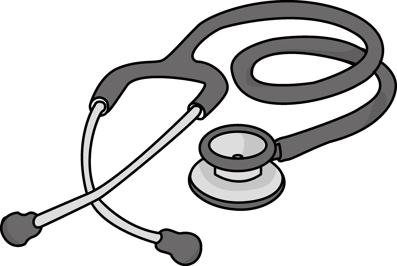 Medicine clipart stethoscope All vector resolution medicine a