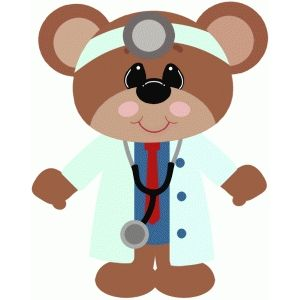 Medical clipart teddy bear Teddy & about images Pin