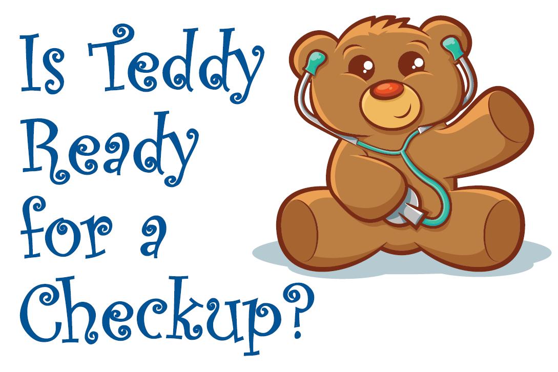 Medical clipart teddy bear Reliant at Clinic Holden Bear