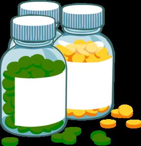 Pills clipart yellow Transparent Cliparts Medicine Medicine Art