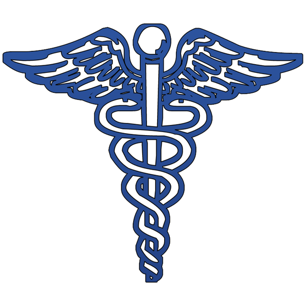 Red Cross clipart medical sign Caduceus snake medicine Caduceus with