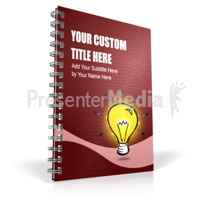 Science clipart binder Binder Single PresenterMedia Presentation Health