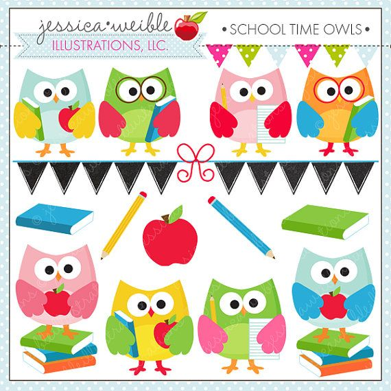 Patchwork clipart cute For Owl Clipart 25+ book