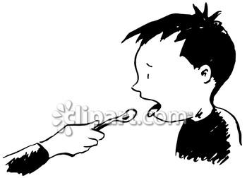 Medicinal clipart kid medicine Male flu drugs drug tastes