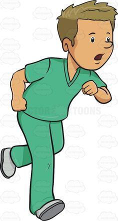 Medicinal clipart kid medicine Hurry Cartoon Collection 9 Scrubs