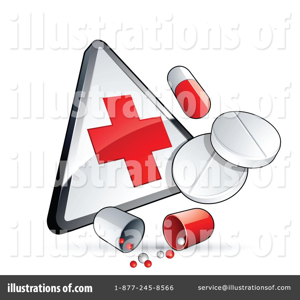 Medicinal clipart medicine tablet Illustration (RF) Clipart Royalty Medical