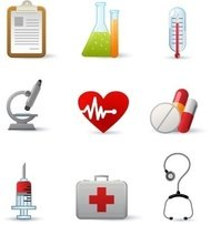 Medicinal clipart microscope  Clip Herbal icons (Page