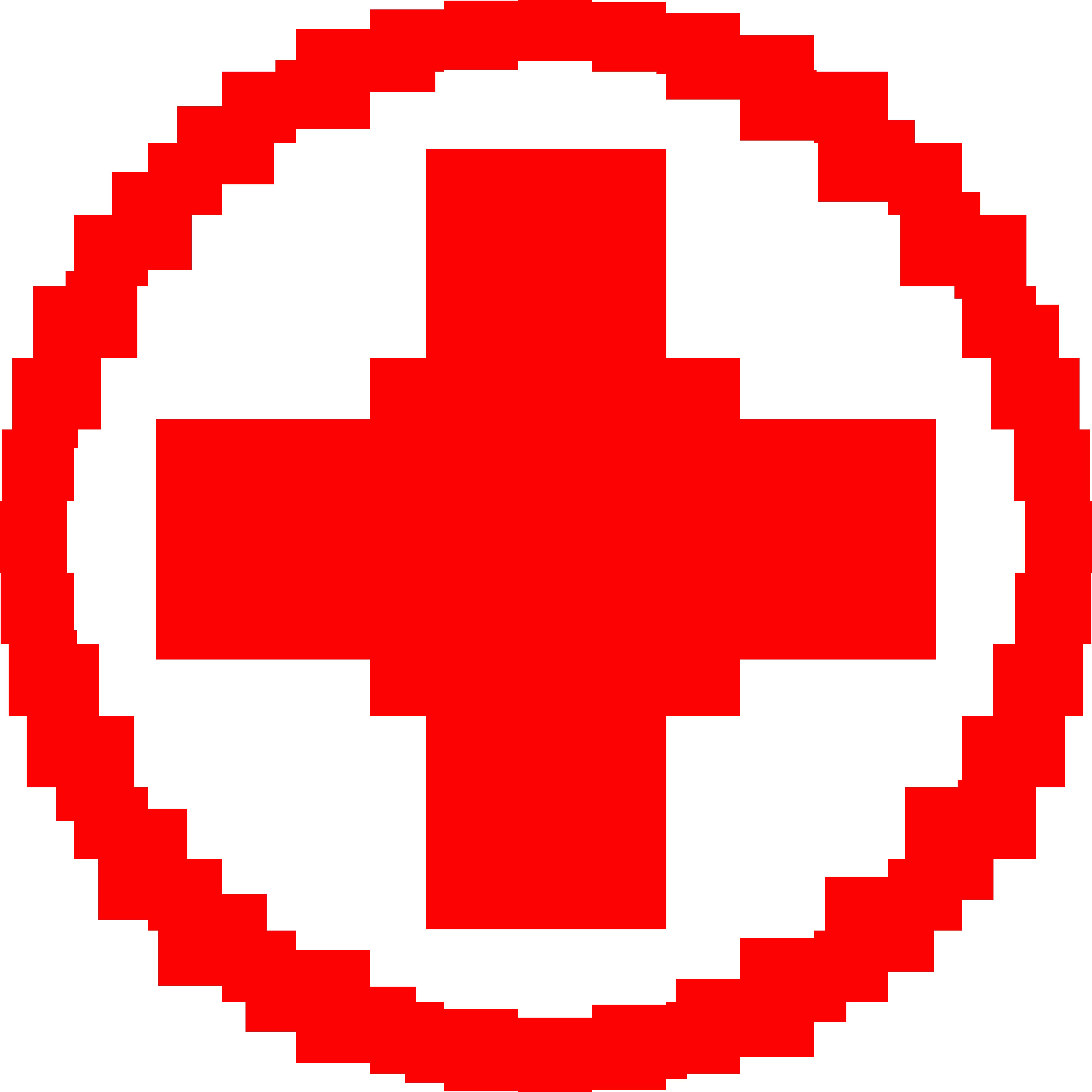 Red Cross clipart medical sign Pulse Art VILLAGE Art Clipart