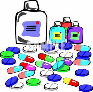 Medicine clipart  Medical Clipart art Art