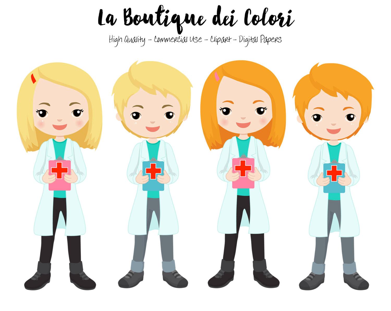 Medicine clipart cute Nurse is file Cute Doctor