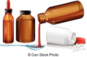 Medicine clipart liquid medicine  Liquid Clipart medicine