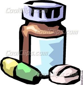 Medicine clipart prescription Medicine art Clip Vector prescription