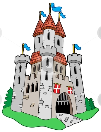 Towers clipart medieval castle Art #104 Clipart medieval clip