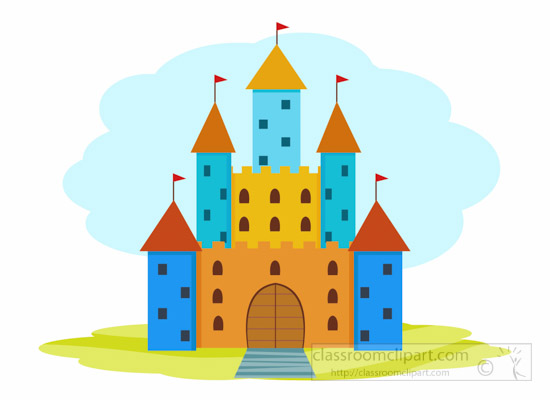 History clipart medieval manor #8