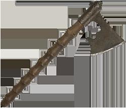 Axe clipart medieval #15