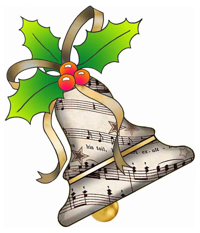 Religious clipart christmas music #1