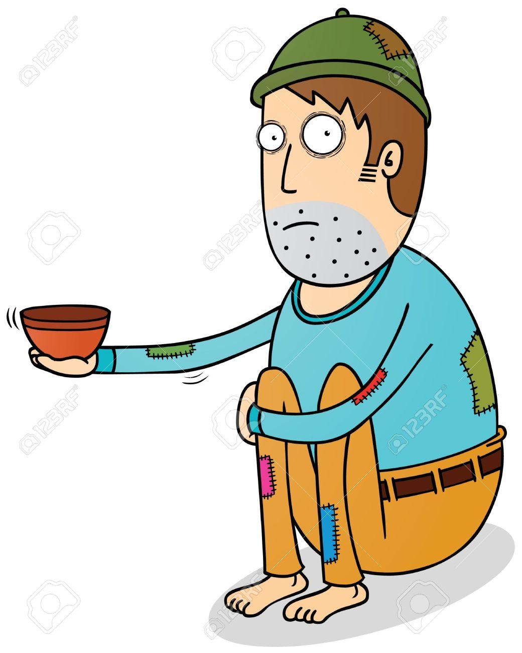 Medieval clipart beggar Beggar Clipart cliparts Poor