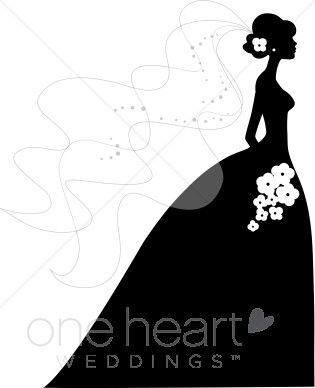 Blue clipart bride and groom Bride clipart clipart art images