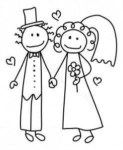 Bride clipart wedding celebration Wedding wedding Art clip art