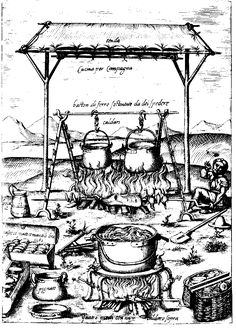 Medieval clipart chef Different Il from carving) Terminology