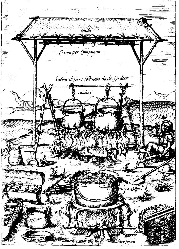Medieval clipart chef Different Il from carving) about