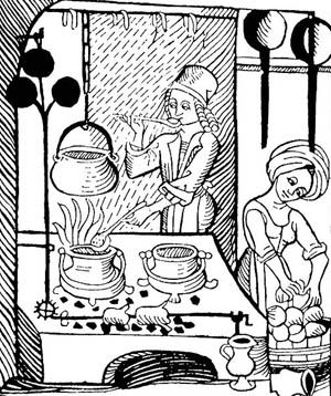 Medieval clipart cook Pinterest Pin best Medieval 76