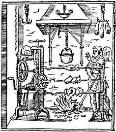Medieval clipart cook Elizabethan Clip era byVincenzo Trinciante