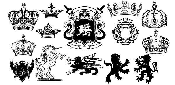 Medieval clipart crest Clipart Download  Free on