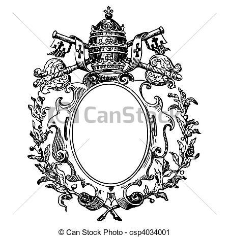 Medieval clipart crest Medieval Art  Medieval illustration