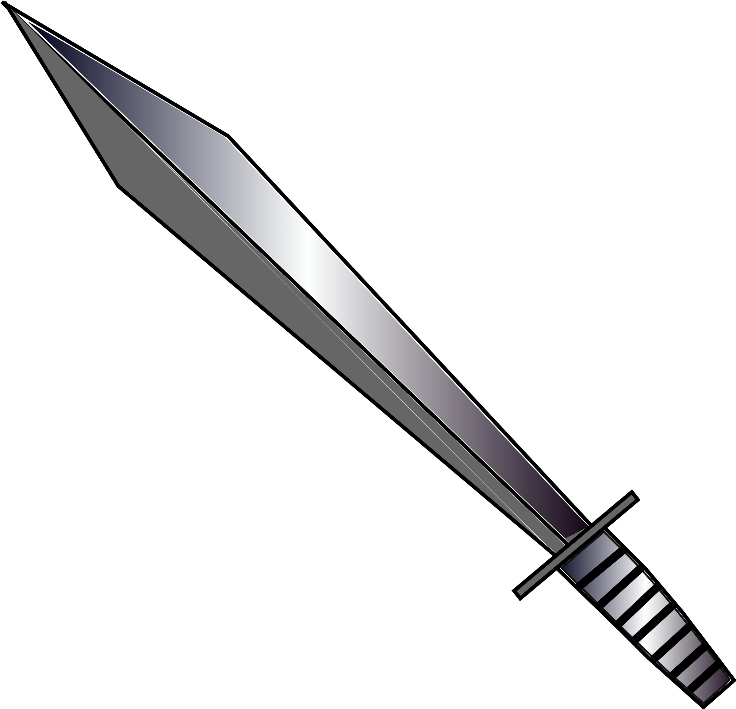 Dagger clipart medieval #3