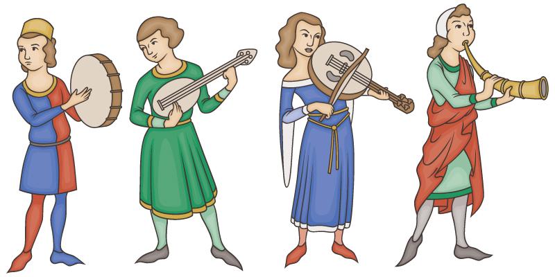 Medieval clipart dancing By Medieval JohnRaptor Medieval JohnRaptor