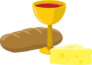 Bread clipart medieval Cheese Clipart And And Image