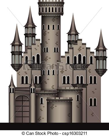 Towers clipart medieval castle Csp16303211 Medieval Search Medieval Art