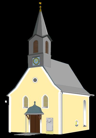 Steeple clipart medieval church Church & Domain Art church9