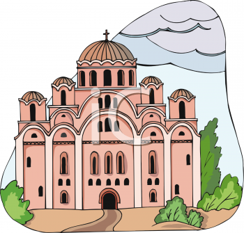 Palace clipart greek #9