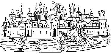 Medieval clipart medieval manor Woodcuts Medieval Collection Clipart