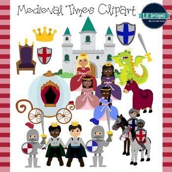Medieval clipart medieval time 23 Medieval Scrapbook Pinterest Medieval
