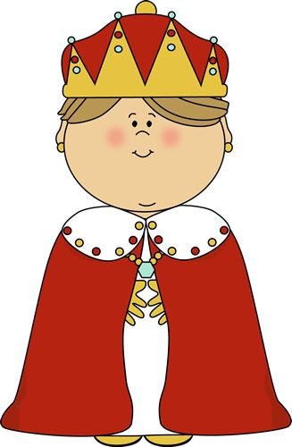 Princess clipart king and queen #11