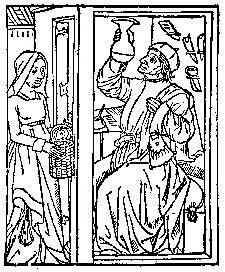 Renaissance clipart middle ages Medieval Collection woodcuts renaissance 129