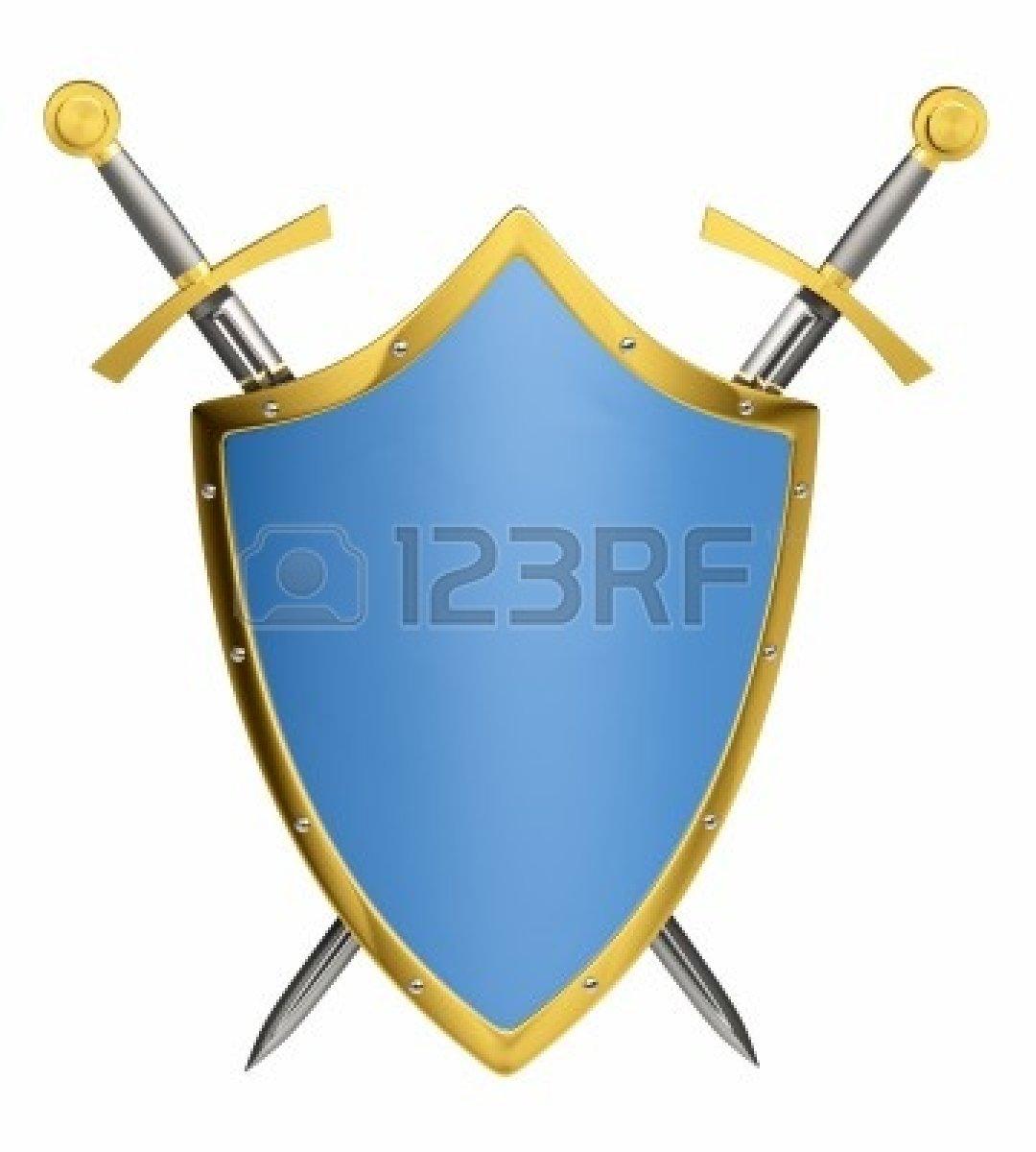 Batman clipart shield Free And Medieval Panda medieval%20sword%20and%20shield