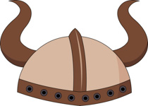 Medieval clipart viking Vikings Helmet ball From: Results